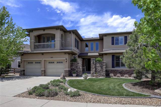 7475 S Jackson Gap Way, Aurora, CO 80016 (#2920669) :: The DeGrood Team