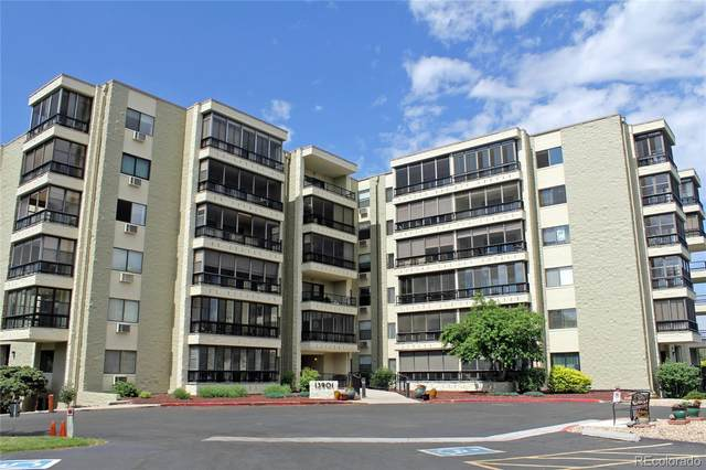 13901 E Marina Drive #406, Aurora, CO 80014 (#2921190) :: Venterra Real Estate LLC