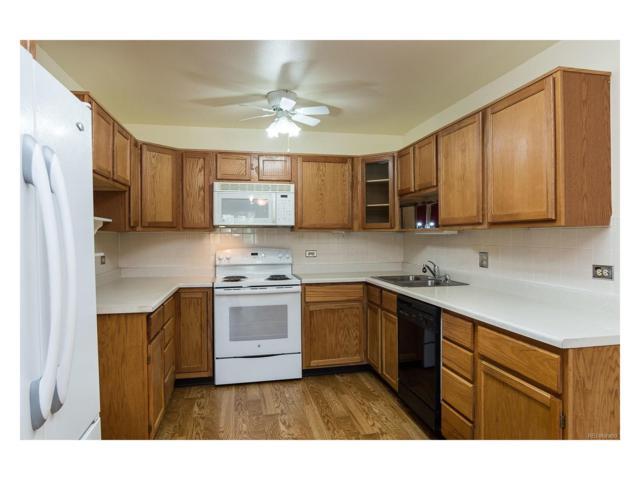 610 S Clinton Street 2B, Denver, CO 80247 (MLS #2921360) :: 8z Real Estate