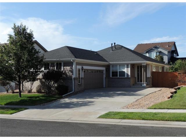 15687 E 107th Way, Commerce City, CO 80022 (#2921513) :: The Peak Properties Group