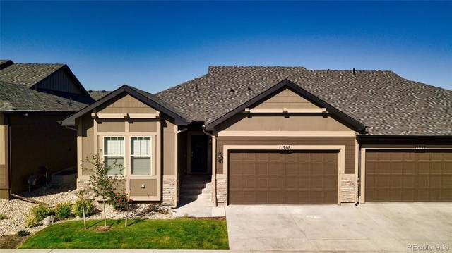 11908 Barrentine Loop, Parker, CO 80138 (MLS #2921573) :: 8z Real Estate