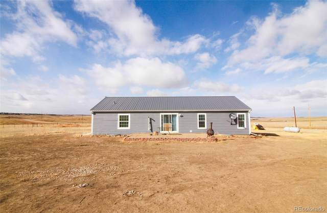 20782 Way Of Peace, Deer Trail, CO 80105 (#2921686) :: The Dixon Group