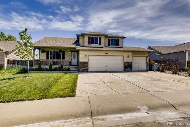 3798 Settler Ridge Drive, Mead, CO 80542 (#2922733) :: The Heyl Group at Keller Williams
