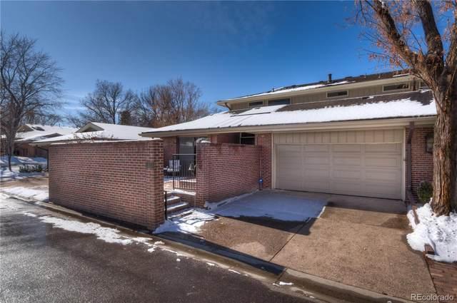 2800 S University Boulevard #27, Denver, CO 80210 (#2922958) :: Kimberly Austin Properties