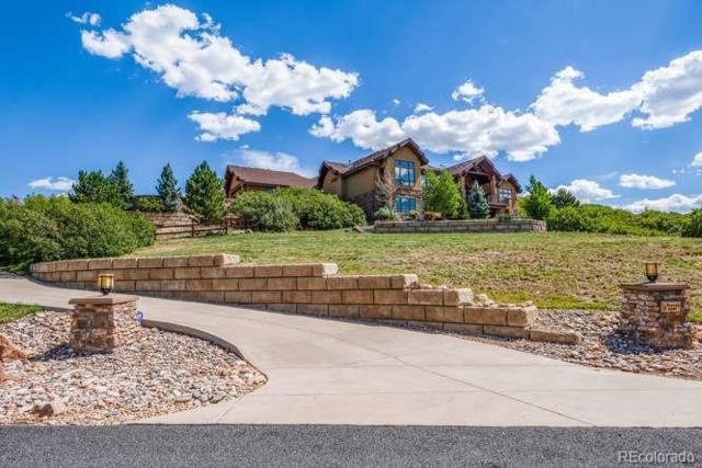 2001 Ranch Gate Trail, Castle Rock, CO 80104 (#2923282) :: The Peak Properties Group