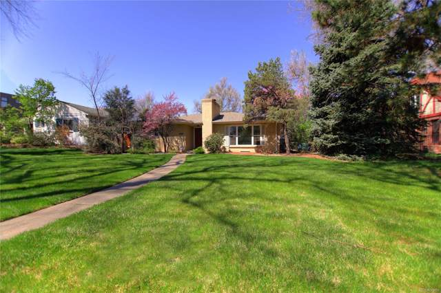 1059 Monaco Parkway, Denver, CO 80220 (#2923571) :: The DeGrood Team