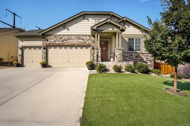 3932 Desert Ridge Circle, Castle Rock, CO 80108 (#2924260) :: The Peak Properties Group