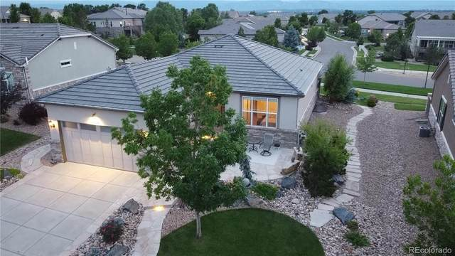 16271 Red Mountain Way, Broomfield, CO 80023 (#2924344) :: The Colorado Foothills Team | Berkshire Hathaway Elevated Living Real Estate