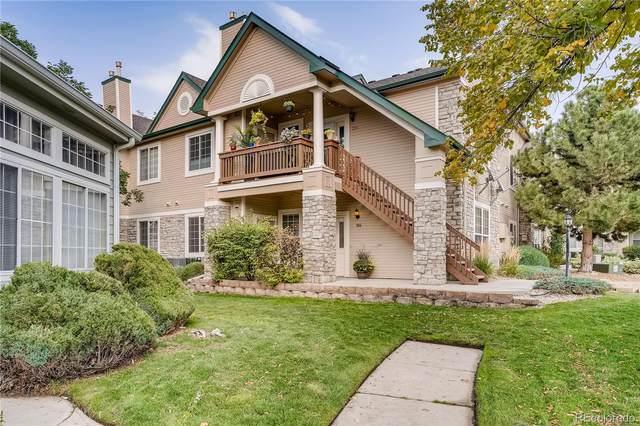 4064 S Carson Street #104, Aurora, CO 80014 (#2924422) :: Real Estate Professionals