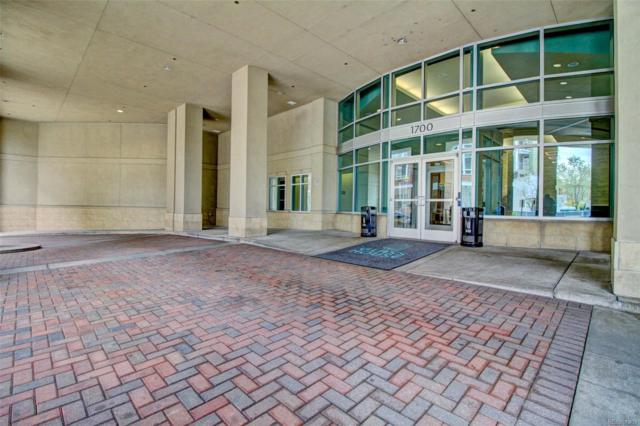 1700 Bassett Street #1124, Denver, CO 80202 (MLS #2924562) :: 8z Real Estate