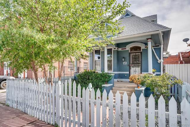 48 W 2nd Avenue, Denver, CO 80223 (#2924573) :: Mile High Luxury Real Estate