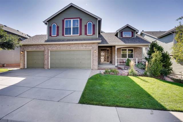 14172 W Evans Circle, Lakewood, CO 80228 (#2924819) :: 5281 Exclusive Homes Realty