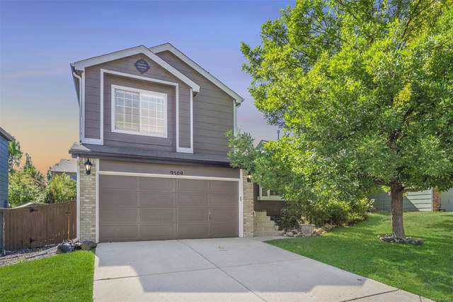 9509 Cove Creek Drive, Highlands Ranch, CO 80129 (#2924896) :: The DeGrood Team