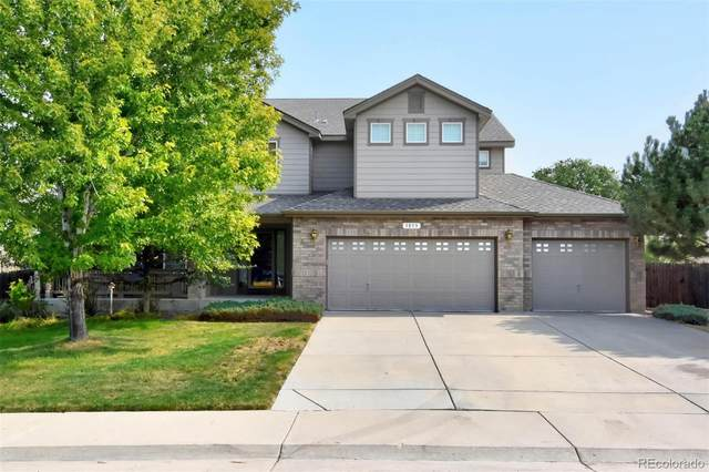 1813 Parkdale Circle, Erie, CO 80516 (#2926083) :: The Healey Group