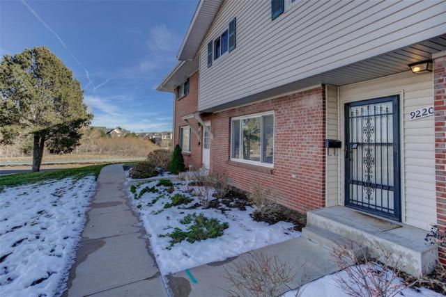 9220 E Lehigh Avenue, Denver, CO 80237 (#2926410) :: 5281 Exclusive Homes Realty