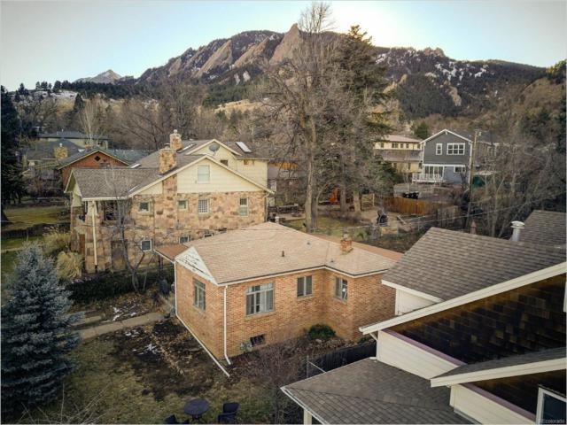 845 Grant Place, Boulder, CO 80302 (#2926544) :: Mile High Luxury Real Estate