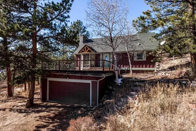2425 County Road 72, Bailey, CO 80421 (#2926847) :: Venterra Real Estate LLC