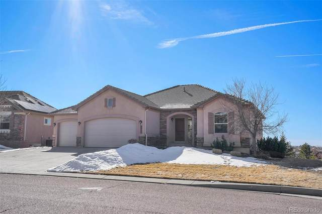 2613 Crooked Vine Court, Colorado Springs, CO 80921 (#2927108) :: Hudson Stonegate Team