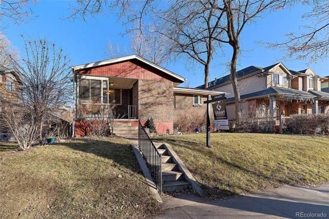 618 S Corona Street, Denver, CO 80209 (#2927329) :: Colorado Home Finder Realty