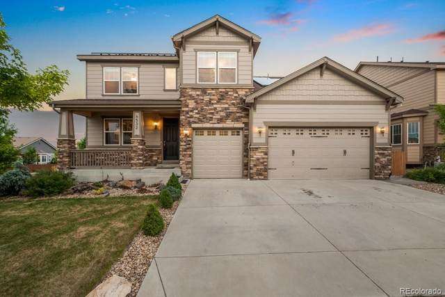 6532 S Kellerman Way, Aurora, CO 80016 (#2927445) :: Finch & Gable Real Estate Co.