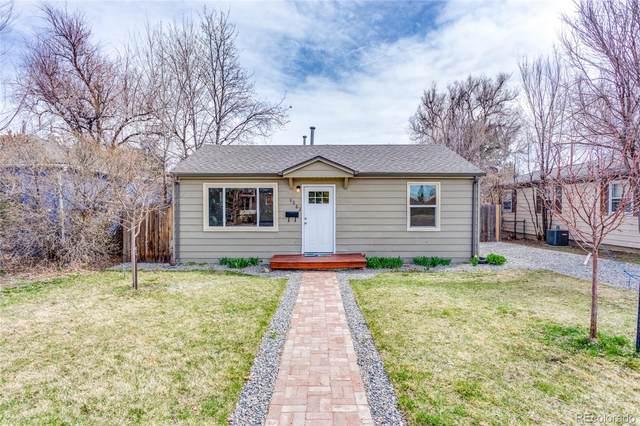1162 Quince Street, Denver, CO 80220 (MLS #2927453) :: 8z Real Estate