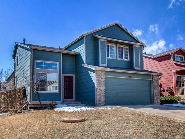 5026 Parsons Way, Castle Rock, CO 80104 (#2927512) :: Compass Colorado Realty
