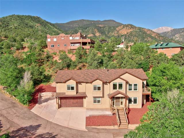 47 Puma Path, Manitou Springs, CO 80829 (#2927721) :: The Artisan Group at Keller Williams Premier Realty