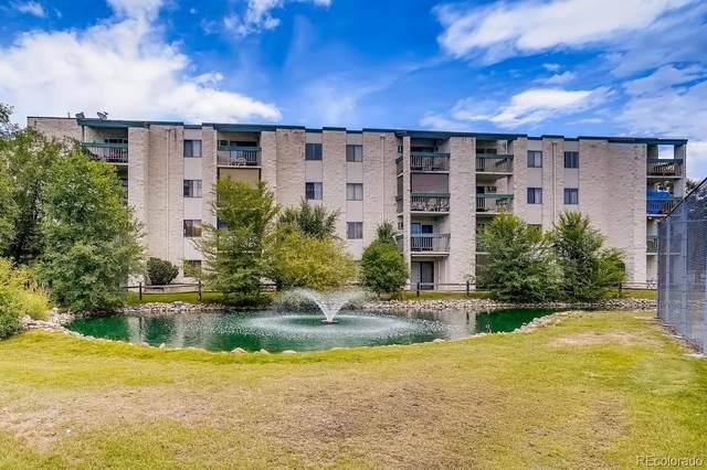 7780 W 38th Avenue #208, Wheat Ridge, CO 80033 (MLS #2927978) :: 8z Real Estate