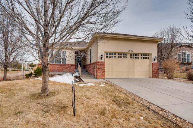 16398 Aliante Drive, Broomfield, CO 80023 (#2928625) :: Compass Colorado Realty