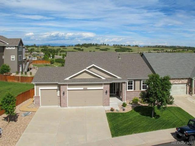 2531 Terravita Way, Castle Rock, CO 80108 (MLS #2928745) :: 8z Real Estate