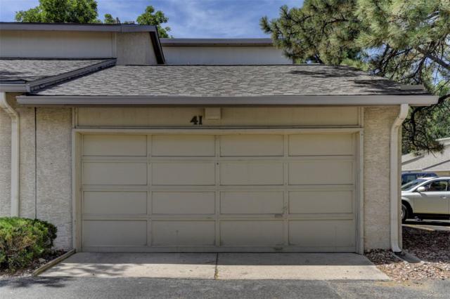 3330 Templeton Gap Road #41, Colorado Springs, CO 80907 (MLS #2928901) :: 8z Real Estate
