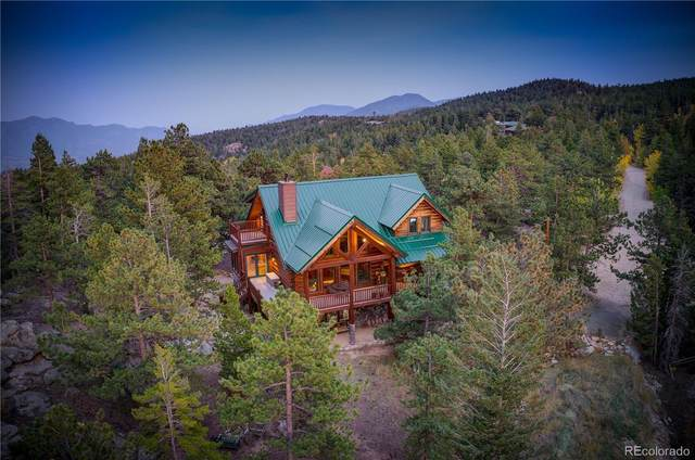 126 Ramona Road, Golden, CO 80403 (MLS #2929075) :: 8z Real Estate