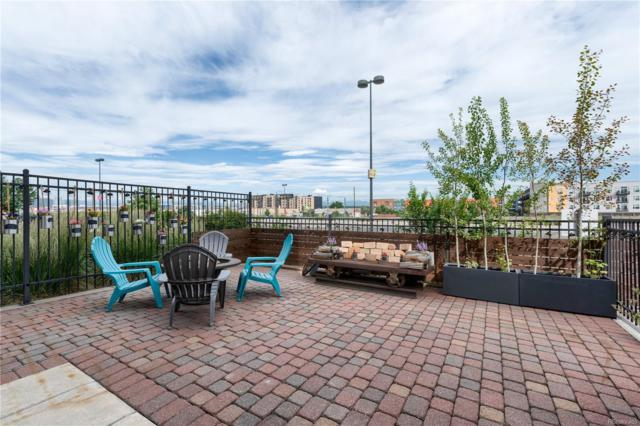 3179 Blake Street #1, Denver, CO 80205 (#2929611) :: Mile High Luxury Real Estate