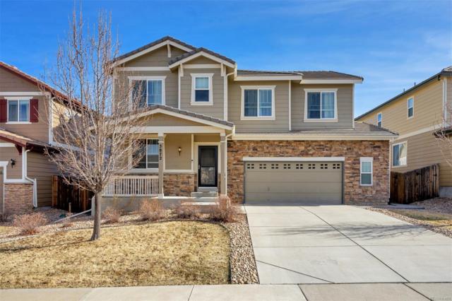 3872 S Shawnee Way, Aurora, CO 80018 (#2929951) :: The Peak Properties Group