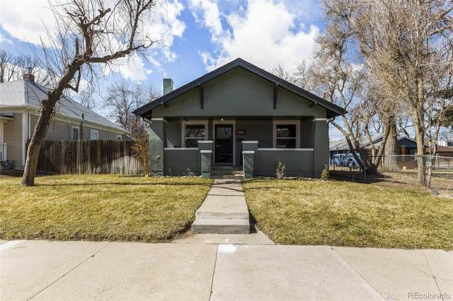 3911 S Bannock Street, Englewood, CO 80110 (#2930390) :: My Home Team