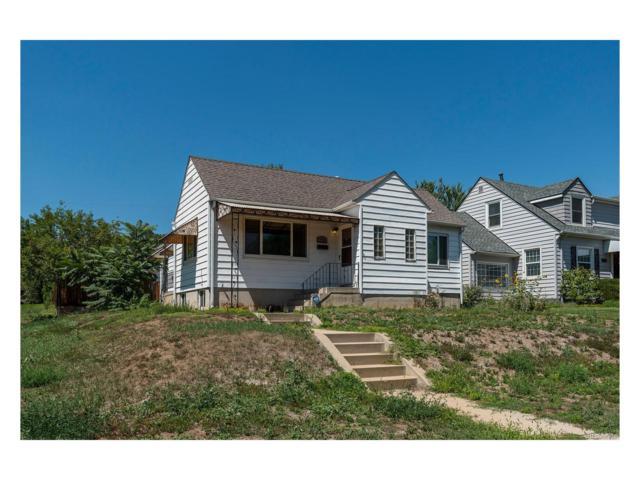 4701 Decatur Street, Denver, CO 80211 (MLS #2930543) :: 8z Real Estate