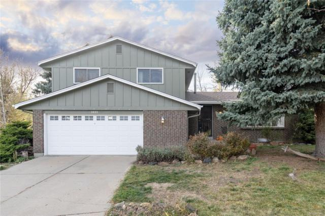 1833 S Owens Street, Lakewood, CO 80232 (#2930764) :: Wisdom Real Estate