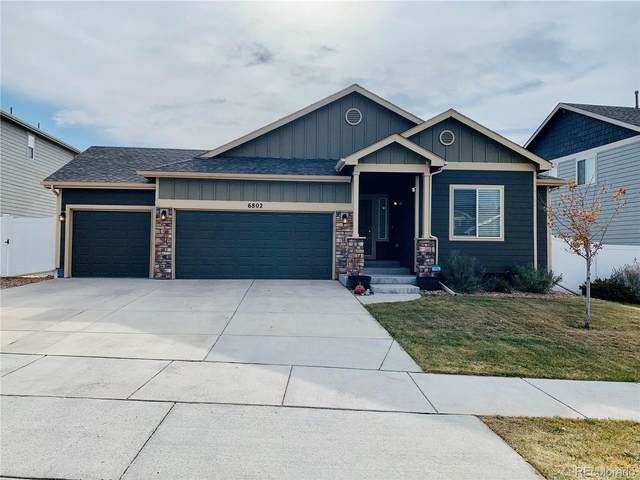 6802 Spruce Street, Frederick, CO 80530 (MLS #2931062) :: Kittle Real Estate