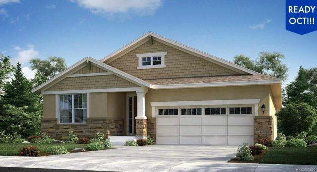 19121 W 84th Avenue, Arvada, CO 80007 (#2931110) :: The Pete Cook Home Group
