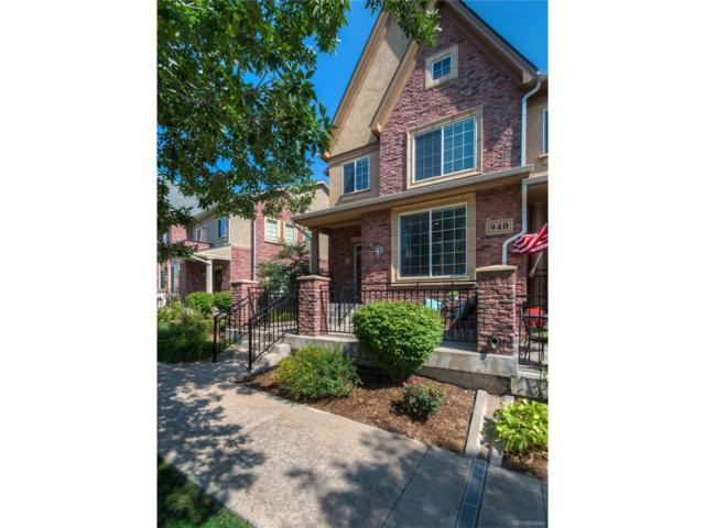 940 Bristle Pine Circle G, Highlands Ranch, CO 80129 (MLS #2932022) :: 8z Real Estate