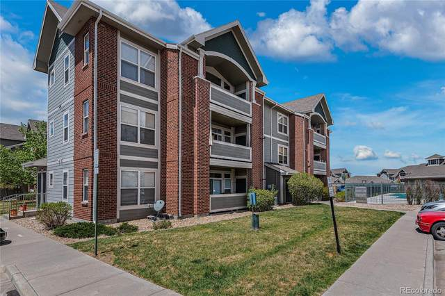 14261 E 1st Drive #104, Aurora, CO 80011 (#2932323) :: HomeSmart Realty Group