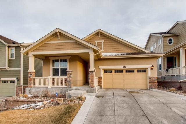17474 W 84TH Drive, Arvada, CO 80007 (#2932779) :: The Peak Properties Group