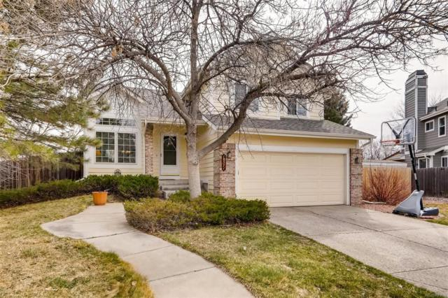 18571 E Tanforan Place, Aurora, CO 80015 (#2932781) :: The Heyl Group at Keller Williams