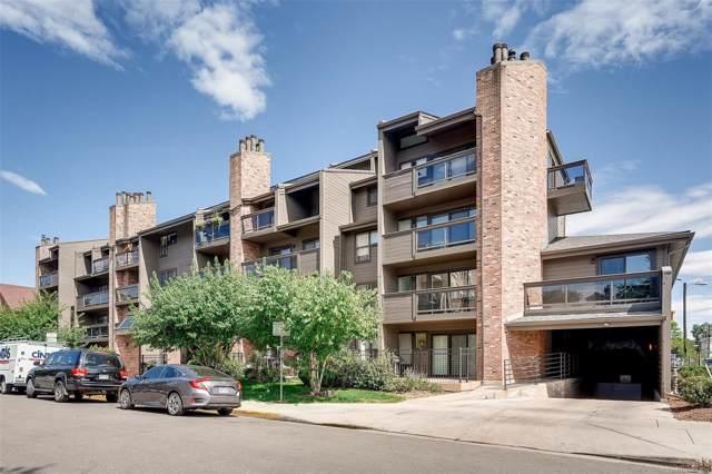 350 Detroit Street #212, Denver, CO 80206 (#2933261) :: The Peak Properties Group