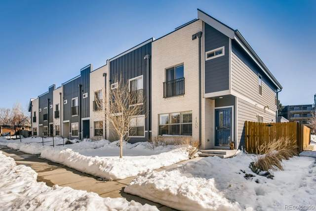4400 E Bails Place, Denver, CO 80222 (MLS #2933679) :: The Sam Biller Home Team