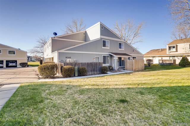 8765 Chase Drive #192, Arvada, CO 80003 (MLS #2933820) :: Bliss Realty Group