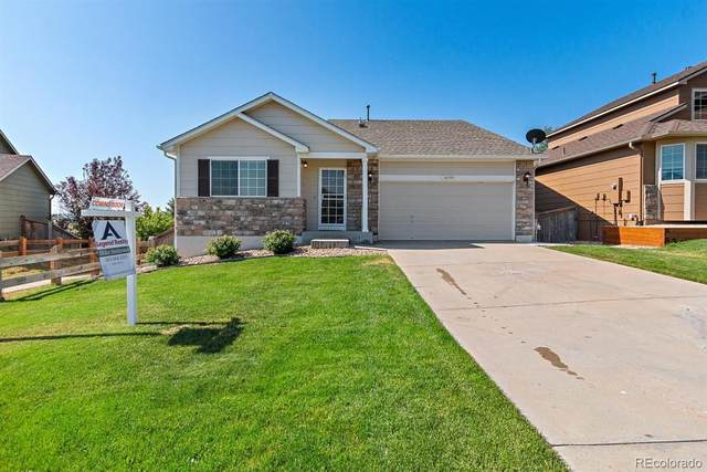 16790 E Fire Fly Avenue, Parker, CO 80134 (#2934061) :: The Heyl Group at Keller Williams