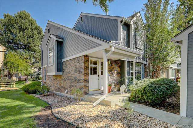 6907 E Briarwood Circle, Centennial, CO 80112 (#2934071) :: Chateaux Realty Group