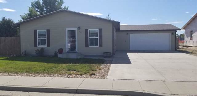 308 Gateway Avenue, Fort Morgan, CO 80701 (#2934326) :: The Healey Group