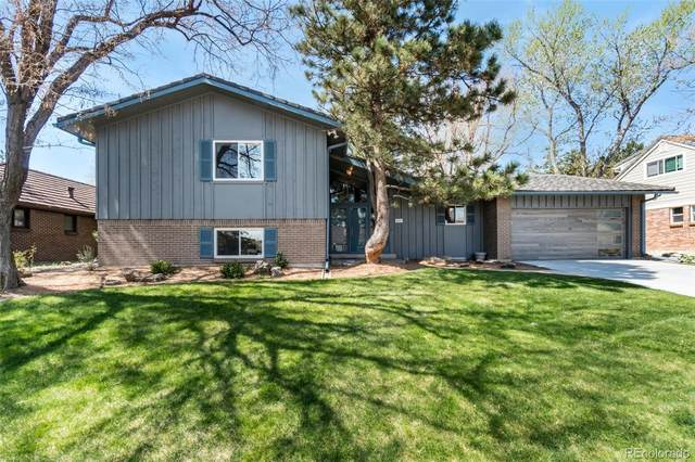 3685 S Narcissus Way, Denver, CO 80237 (MLS #2934459) :: 8z Real Estate